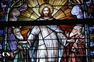 Does Quantum Mechanics Provide an Analogy for the Trinity?