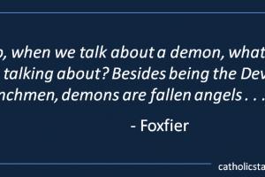 Conspiracies and Catholicism: Demons