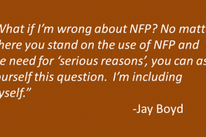 """What If I\'m Wrong About NFP?\"""